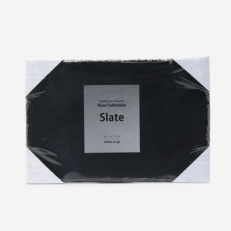 Riser Collection スレート 長角トレー(30×20cm)