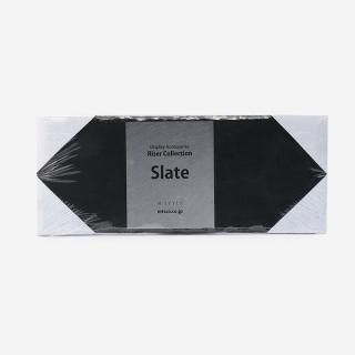 Riser Collection スレート 細長トレー(30×15cm)