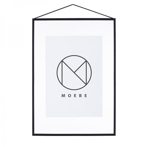 MOEBE フレーム A2 ブラック