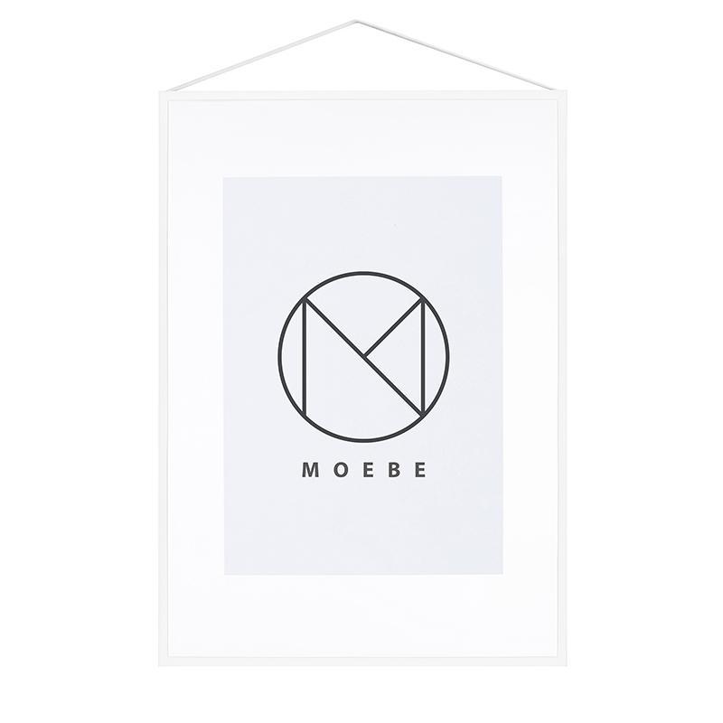 MOEBE フレーム A2 ホワイト