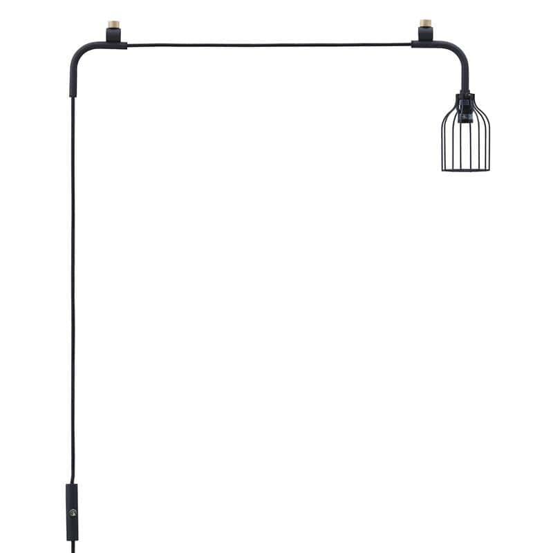 DRAW A LINE 008 Lamp B Black(002用)