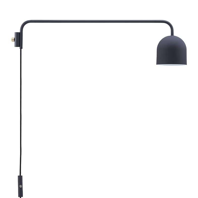 DRAW A LINE 009 Lamp C Black