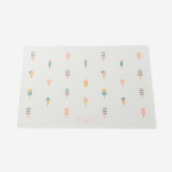 Les Dou Dou bebe テーブルマット アイスキャンディー 31×45cm