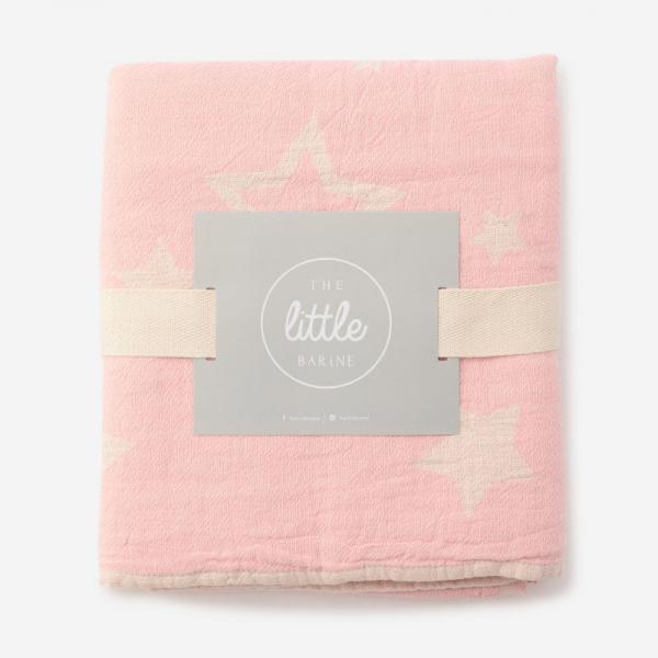 THE LITTLE BARINE ベビースロー 90×160 ピンク