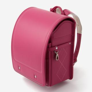 スクールバッグ モードピンク フルカバー