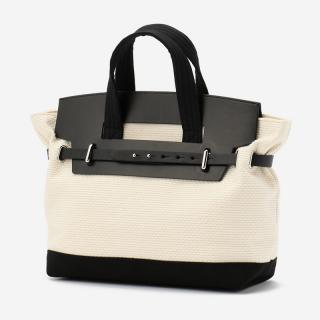 CaBas No.55 1 day tripper mini White/Black