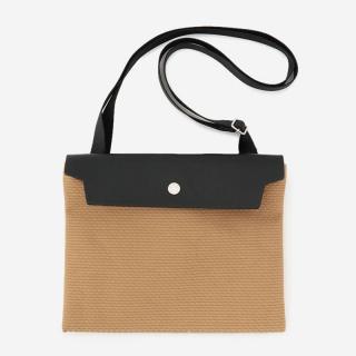 CaBas No.60 Micro Shoulder medium Brown/Black