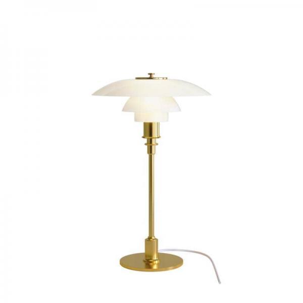 Louis Poulsen PH 3/2 TABLE LAMP BRASS