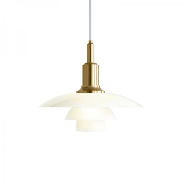 Louis Poulsen PH 3/2 PENDANT LAMP BRASS