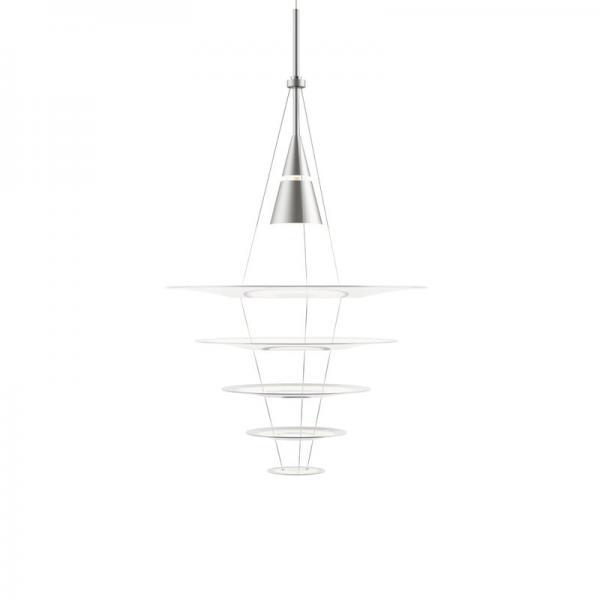 【8月中旬頃お届け】Louis Poulsen ENIGMA 545 PENDANT LAMP ホワイト