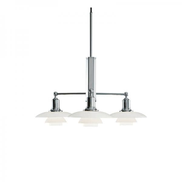 Louis Poulsen PH 2/1 STEM FITTING PENDANT LAMP