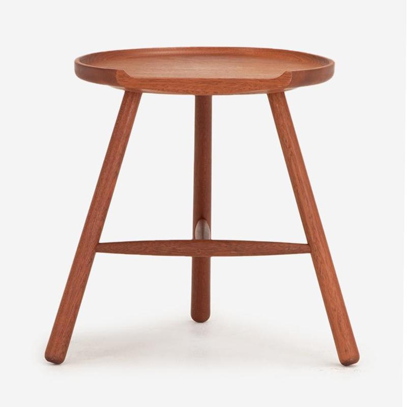 SHOEMAKER サイドテーブル シポマホガニー