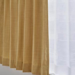 knot weekend ドレープカーテン(遮光) 100×200 ANTWERP YL 8