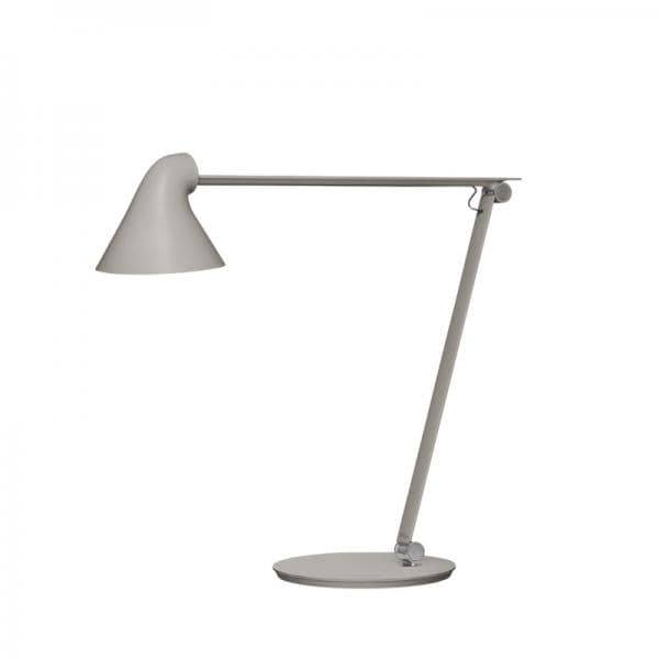 Louis Poulsen NJP TABLE LAMP LIGHT ALUMI GRAY