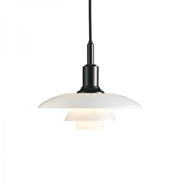 Louis Poulsen PH 3/2 PENDANT LAMP BLACK