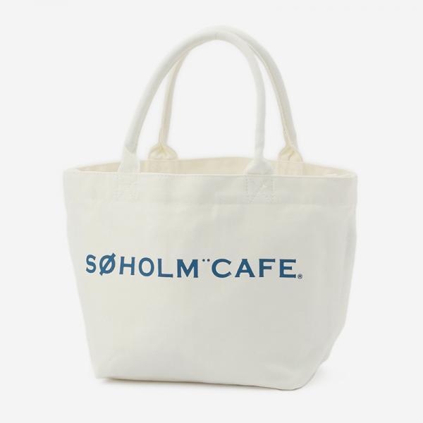 SOHOLM CAFE スーホルムバッグ スモール オフホワイト