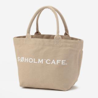 SOHOLM CAFE スーホルムバッグ スモール ウォームグレー