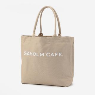SOHOLM CAFE スーホルムバッグ ビッグ ウォームグレー