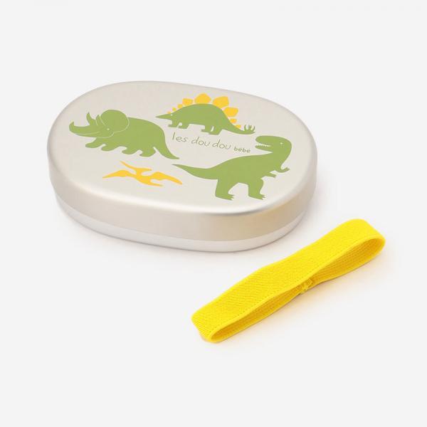 Les dou dou bebe TINY ランチボックス 恐竜