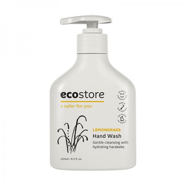 ecostore ハンドウォッシュポンプ レモングラス 250ml
