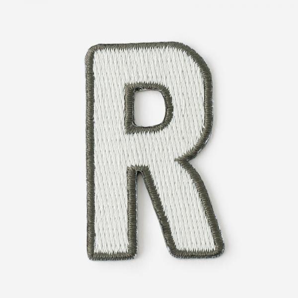 One's initials ワッペン R