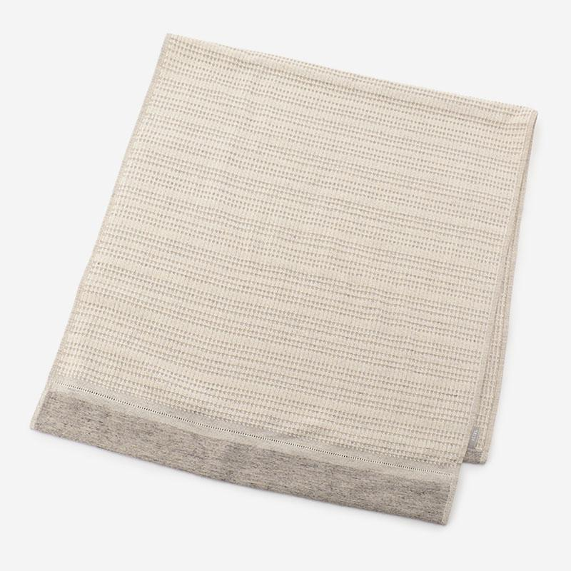 REST バスタオル 60×120cm ライトグレー