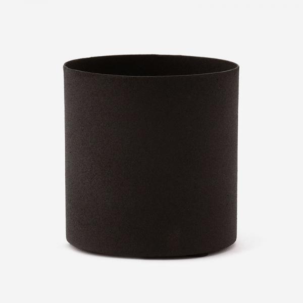 プラントポット/アスタポット 11cm ブラック