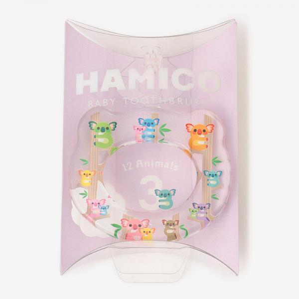 Hamico ベビー歯ブラシ コアラ