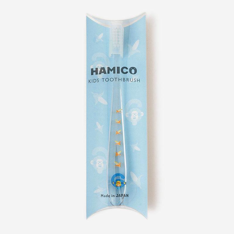 Hamico キッズ歯ブラシ サル
