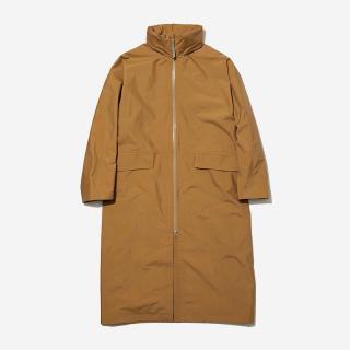 LandNorm RAIN COAT WLサイズ オッカーブラウン