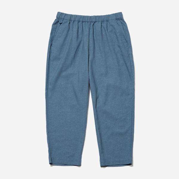 LN LINEN RELAX PANTS WSサイズ オレゴングレープ