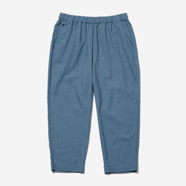 LN LINEN RELAX PANTS Mサイズ オレゴングレープ