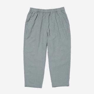 LandNorm LINEN RELAX PANTS WMサイズ ミディアムグレー