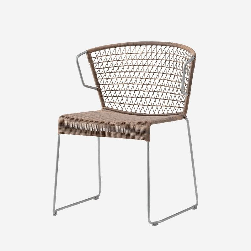 WOVEN+ SOPHIE ARM CHAIR