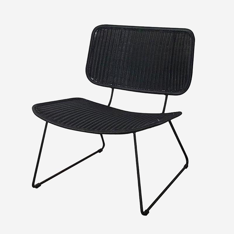 WOVEN+ POPPY LOUNGE CHAIR