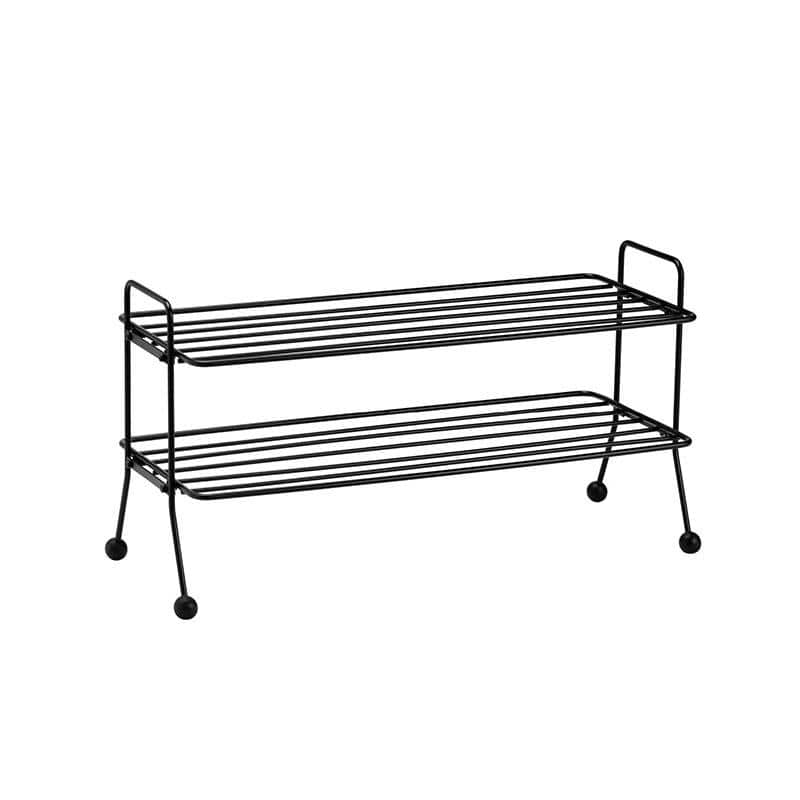 BILL SHOE SHELF BLACK