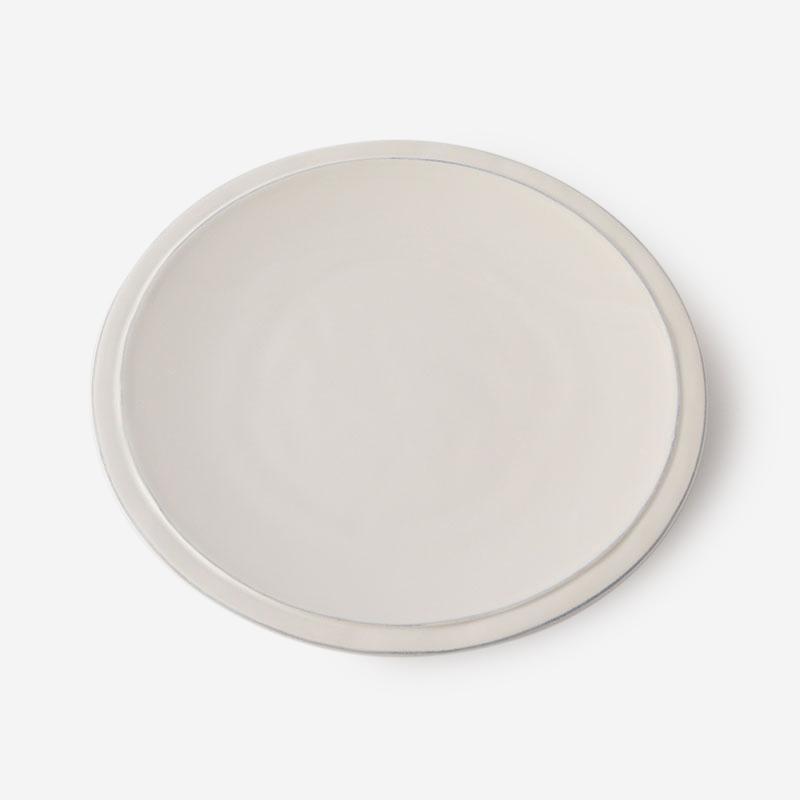VINTAGE COLOR CERAMIC ディナープレート R29.5cm ホワイト