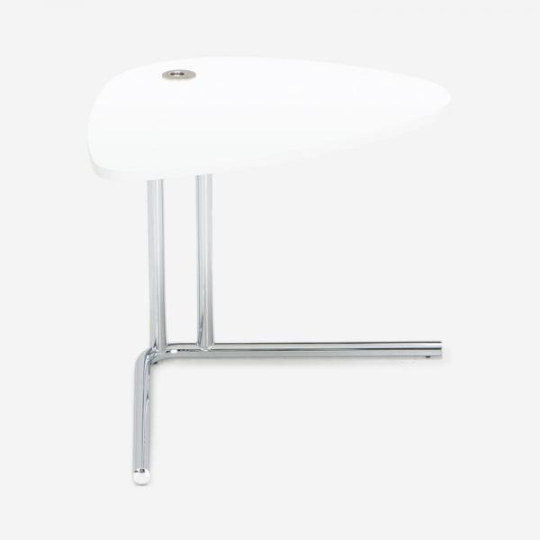 【11月上旬頃お届け】K22 サイドテーブル ホワイト