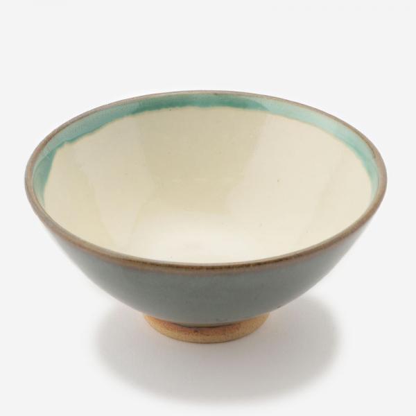 小石原焼 お碗 グリーン