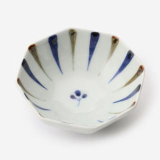 KIHARA リムダエン豆皿 ハッカクコヅケ