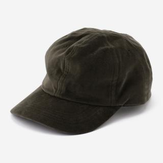 Nine tailor Crepi Cap チャコールグレー