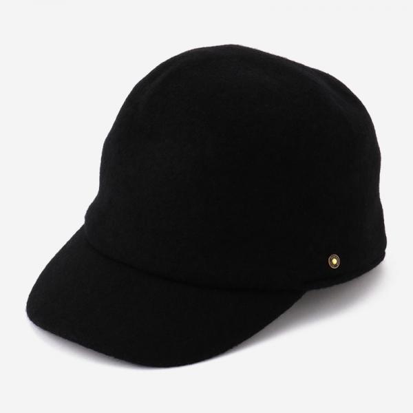 Nine tailor Annua Cap ブラック