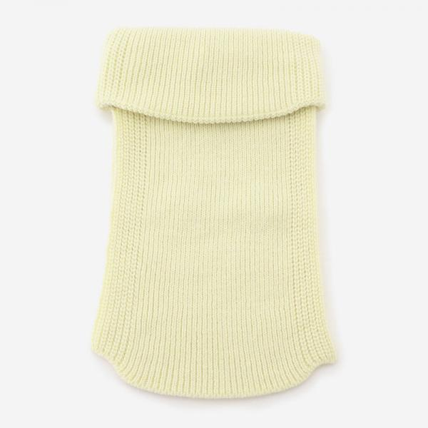 Nine Tailor Stellaria Neckwarmer アイボリー