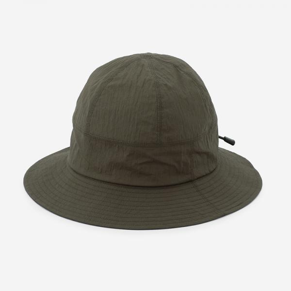 halo commodity Salt path Hat ブラウン