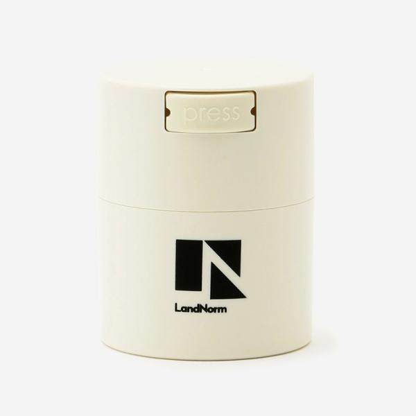 LandNorm CONTAINER Sサイズ 0.29L ホワイト