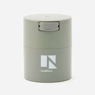 LN CONTAINER Sサイズ 0.29L ライトグレー