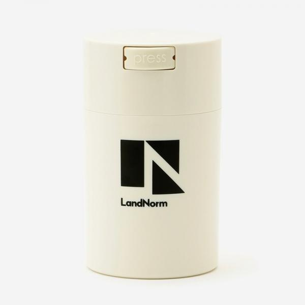 LandNorm CONTAINER Mサイズ 0.57L ホワイト