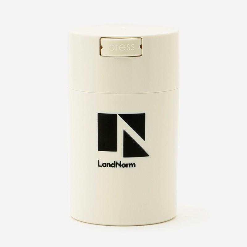 LN CONTAINER Mサイズ 0.57L ホワイト