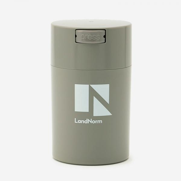 LN CONTAINER Mサイズ 0.57L ライトグレー