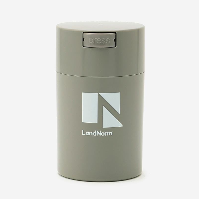 LandNorm CONTAINER Mサイズ 0.57L ライトグレー